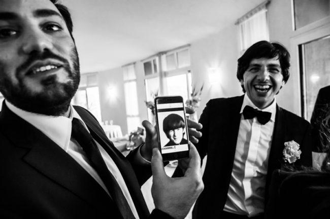 matrimonio Baia dell'est Caminia Beatles Ringo Starr