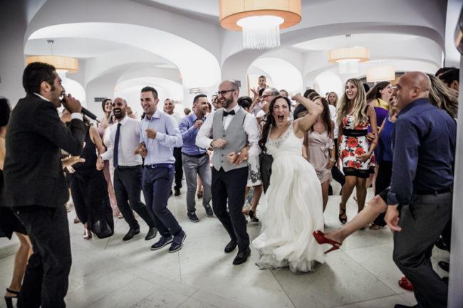 Matrimonio Baia degli Dei Le Castella Crotone balli