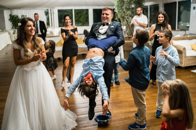 Matrimonio balli Tenuta Calivello Germaneto