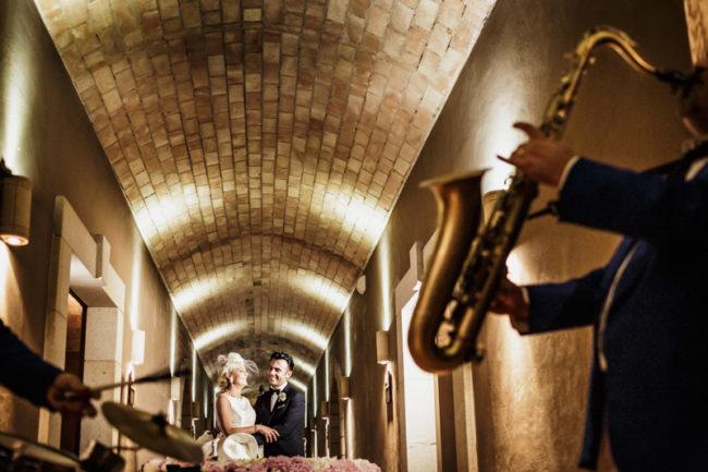 Matrimonio Cantine Statti sax musicisti Antonio Riva