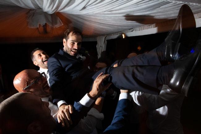 Matrimonio balli Tenuta Calivello Catanzaro amici sposo